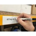 Etiquettes magnetique velleda